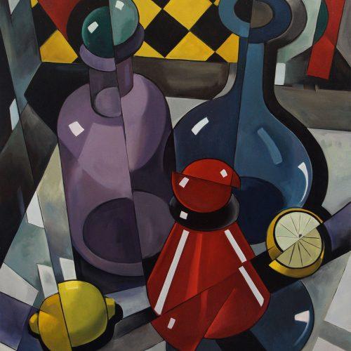Murano Bottles Image