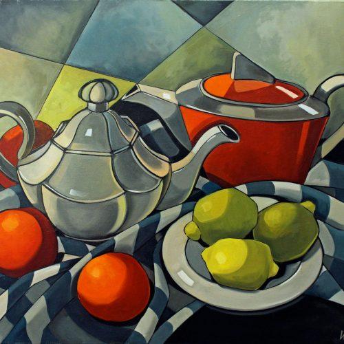 Tea Pots Image