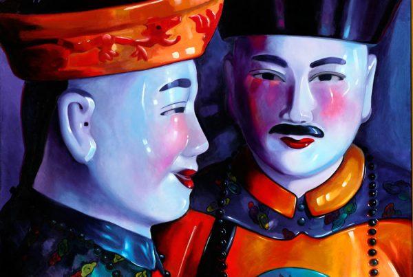 China Men Image