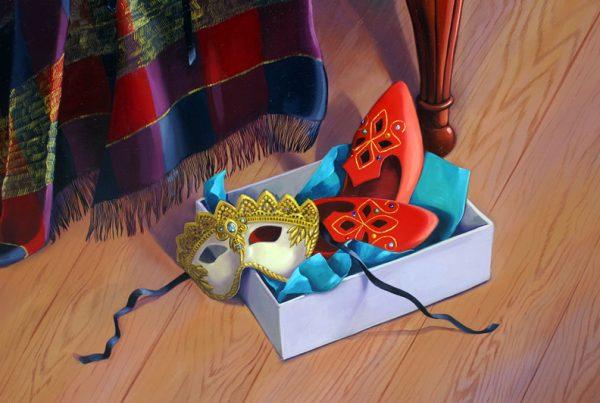 Detail Of Carnivals Image