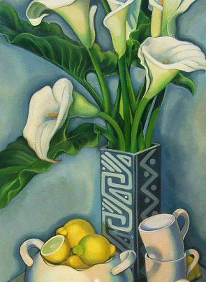 Lilies & Lemons Image